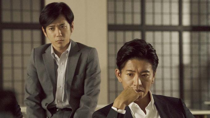 木村拓哉×二宮和也、白熱の演技合戦!『検察側の罪人』