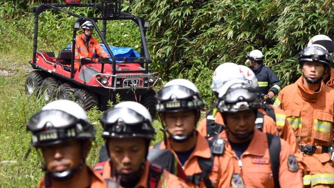 群馬県の防災ヘリ墜落事故~重なる日航機123便の惨劇