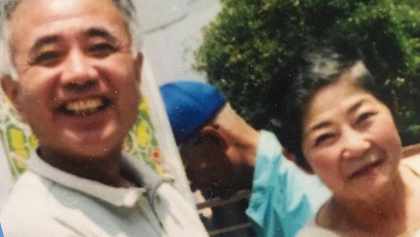 小料理店「竹葉」を営むご主人と、その人生を陰で支えた奥さんのストーリー