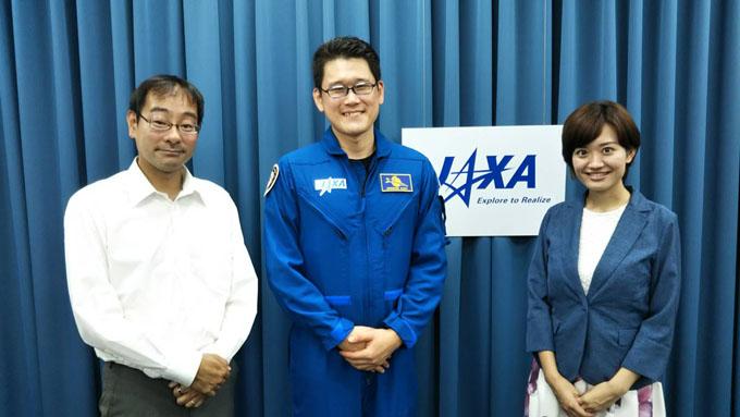 宇宙で半年過ごした実感は? 金井宇宙飛行士単独インタビュー(1)