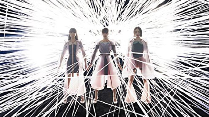 PerfumeのNewアルバム『Future Pop』がランキング初登場1位!