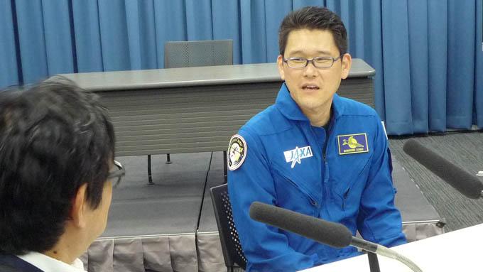 宇宙でマウス飼育にドキドキ 金井宇宙飛行士独占インタビュー(2)