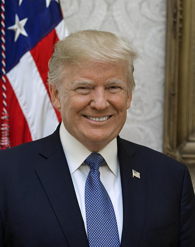ドナルド・トランプ トランプ トランプ大統領 米 アメリカ 米国