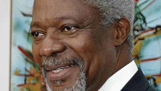 アナン元国連事務総長がノーベル平和賞を受賞したのはなぜか