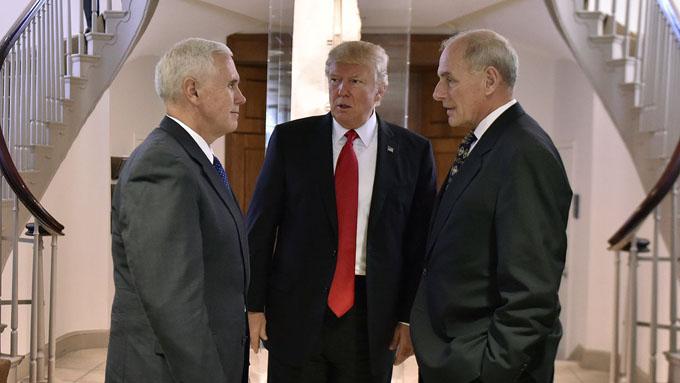 トランプ政権 大統領への評価は低いが、脇を固める人物の評価は高い