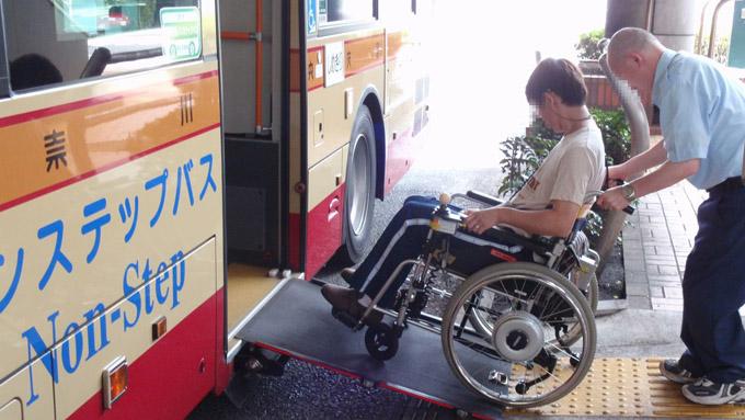 欧米から大きく遅れている日本の障害者環境
