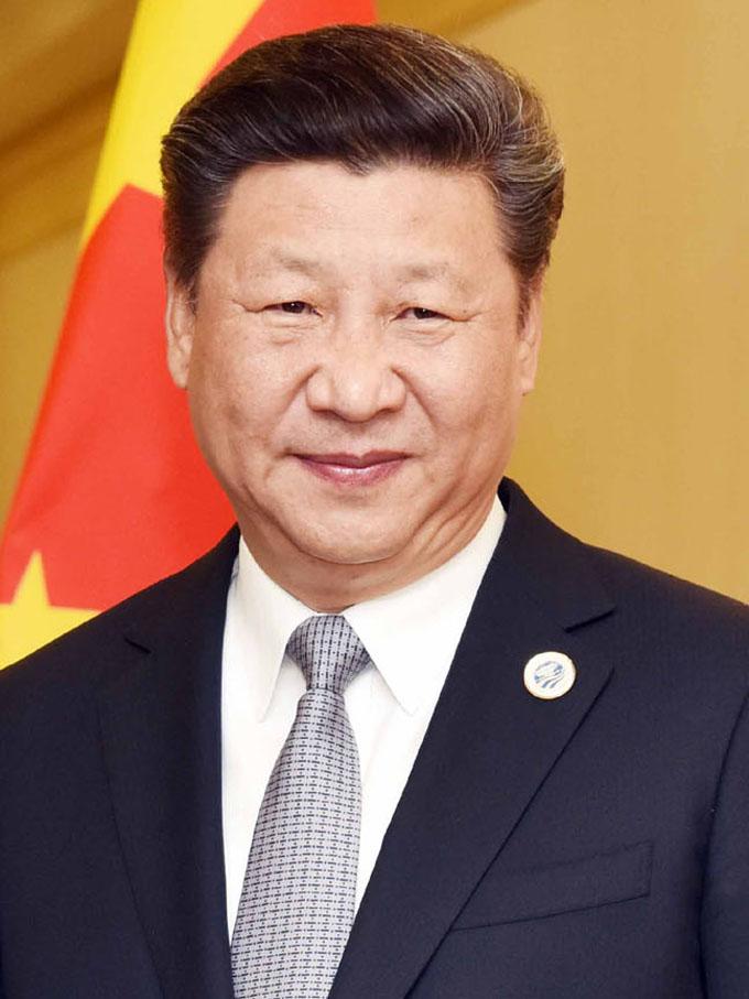 ドナルド・トランプ トランプ トランプ大統領 習近平 中国 国防権限法