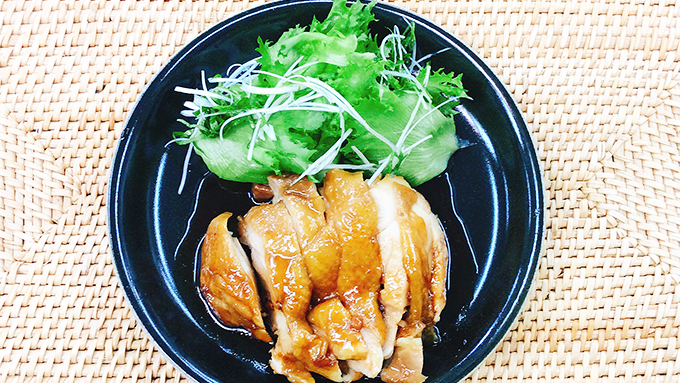 夕食やお弁当、冷やし中華にもオススメの「鶏肉の照り煮」の作り方