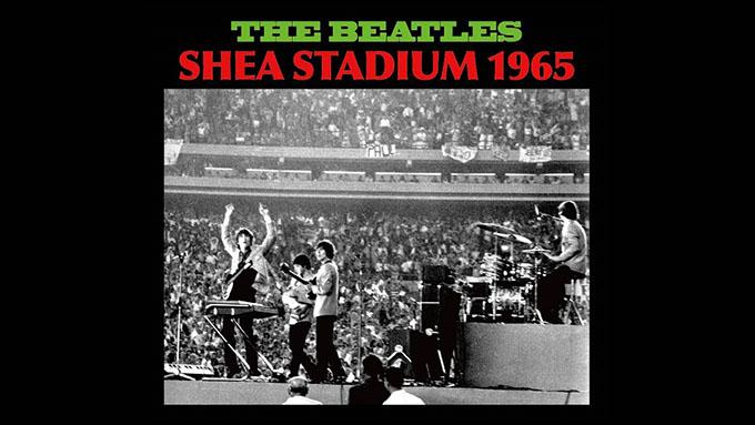 1965年8月15日、ザ・ビートルズがシェイ・スタジアムでコンサートを行う