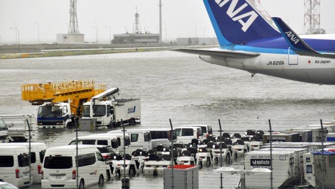 みんなの防災…台風21号のつめ跡を受けて