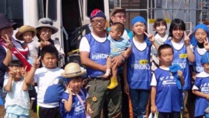 1歳から高校生まで、ボランティアグループ『ピノキオクラブ』は子供たちが主体