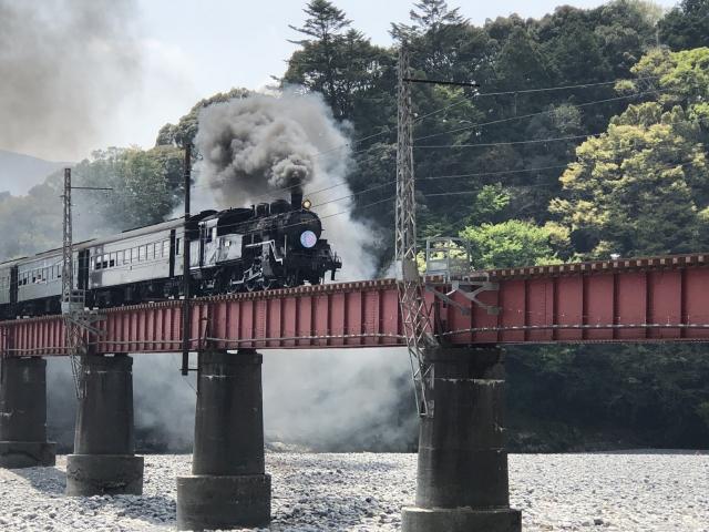 乗ると心があたたまる「大井川鉄道」の魅力
