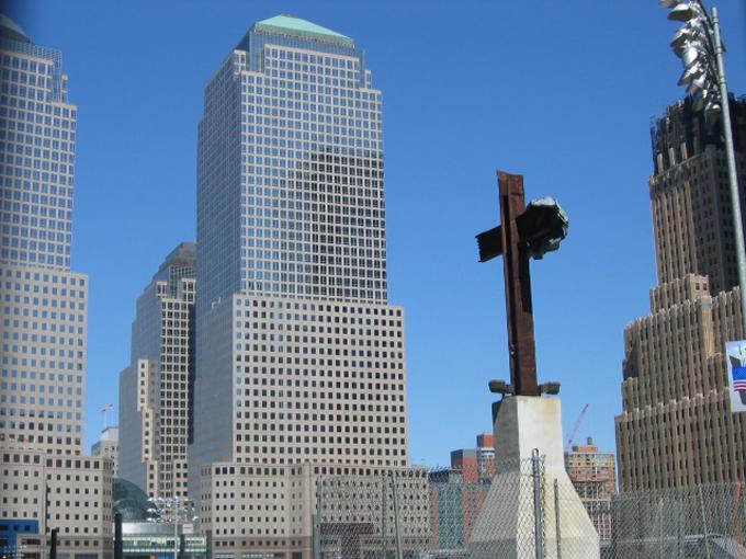 9.11 同時多発テロ ツインタワー 追悼 17年 トランプ イラク戦争 アメリカ