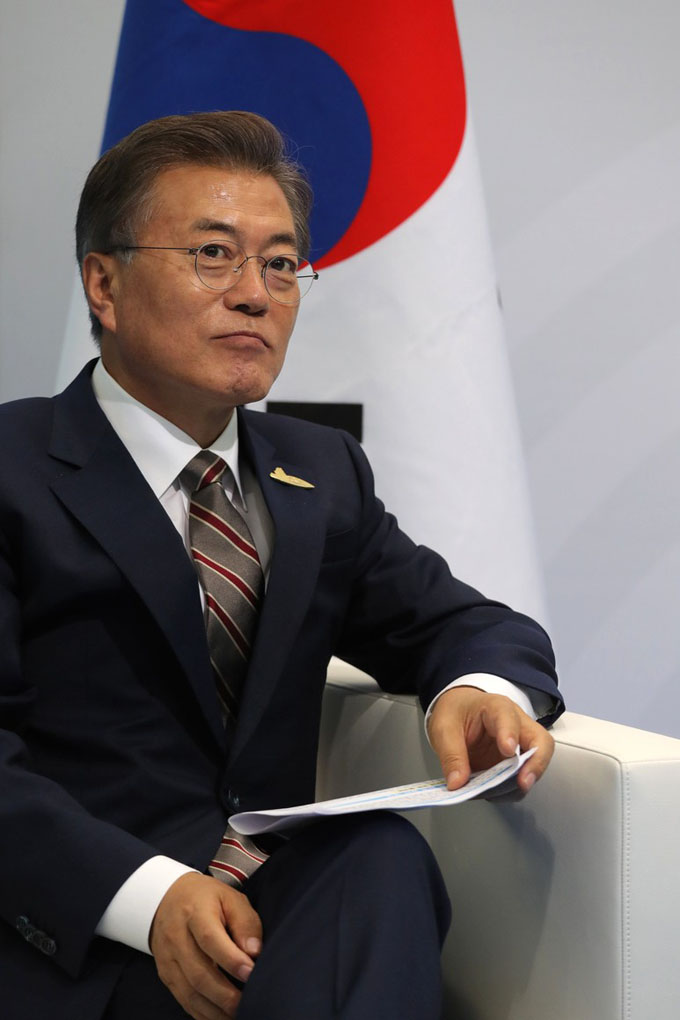 南北首脳会談 南北 首脳 文在寅 金正恩 北朝鮮 韓国 トランプ