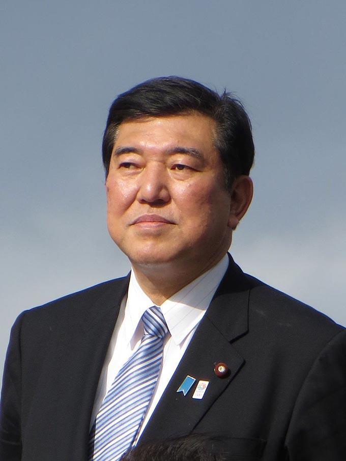 自民党 総裁選挙 安倍 安倍晋三 総裁選 選挙 石破 石破茂 消費税