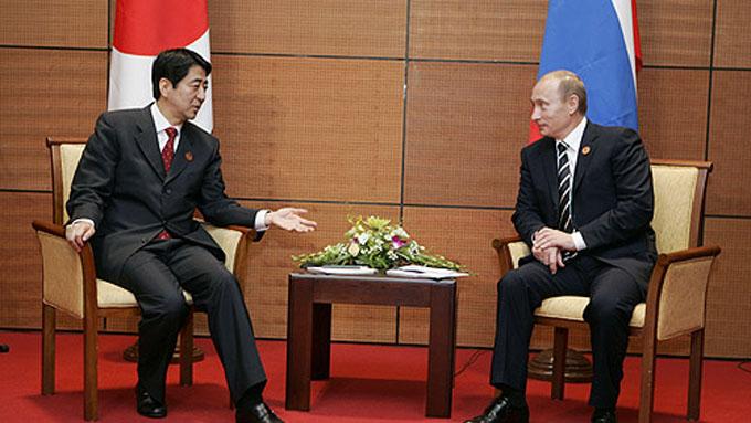 日露平和条約~日本はまず二島先行返還を