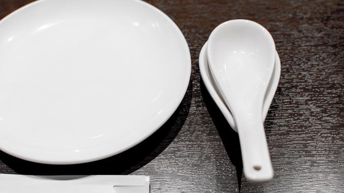 「蓮華」でチャーハンが食べづらいのはなぜ?