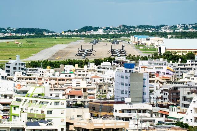 沖縄県知事選挙~あまり報じられない基地問題の意外な事実