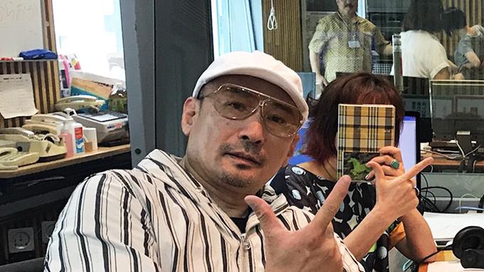 クレイジーケンバンド横山剣 「タイガー&ドラゴン」の誕生秘話