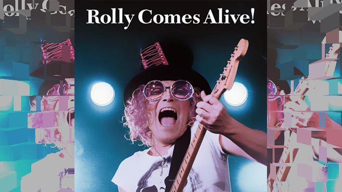 """本日、9月6日は""""伝統の後継者""""ROLLYの誕生日。55歳となる"""