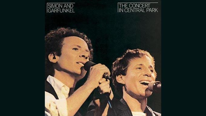 1981年の本日9月19日、サイモン&ガーファンクルがNYセントラル・パークで再編コンサート
