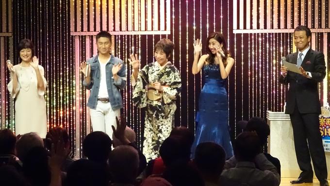 演歌界の大御所! 北島三郎に励まされた3人の歌手が登場!