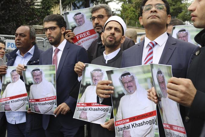 ジャマル・カショギ カショギ 記者 サウジ 領事館 殺害 トルコ 皇太子 宗教
