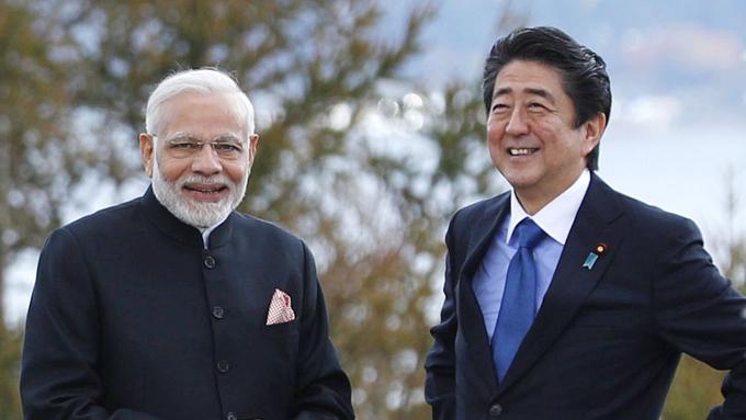 日本とインドの関係~親密な連携の演出は中国へ向けてのもの