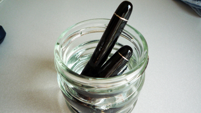 万年筆の手入れに思う…「モノづくり」の真髄