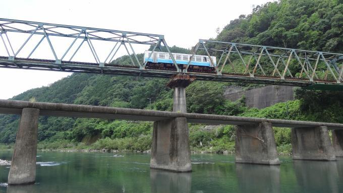 キハ32形 気動車 普通列車 予土線 土佐大正 土佐 昭和 弁当 駅弁