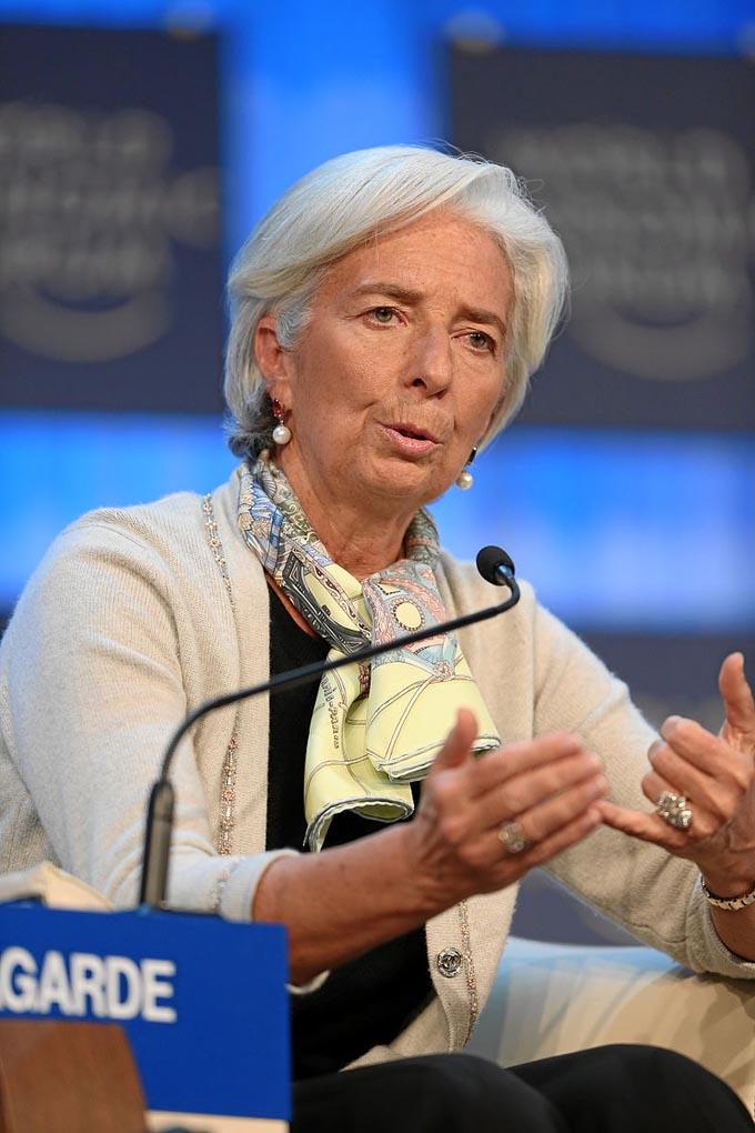 ラガルド IMF 国際通貨基金 下方修正 アメリカ 中国 貿易戦争 貿易摩擦 貿易