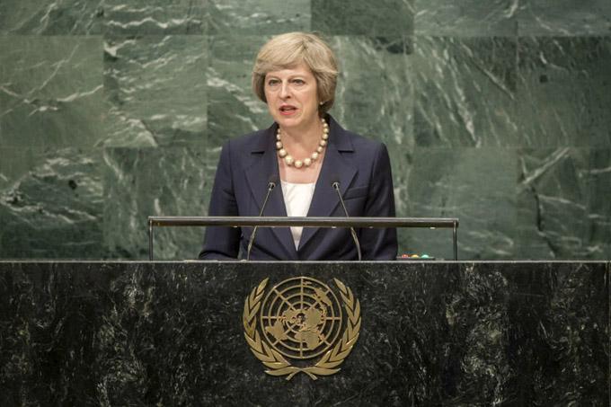欧州連合 EU ユンケル 欧州委員長 ベルギー ブリュッセル 安倍 メイ首相