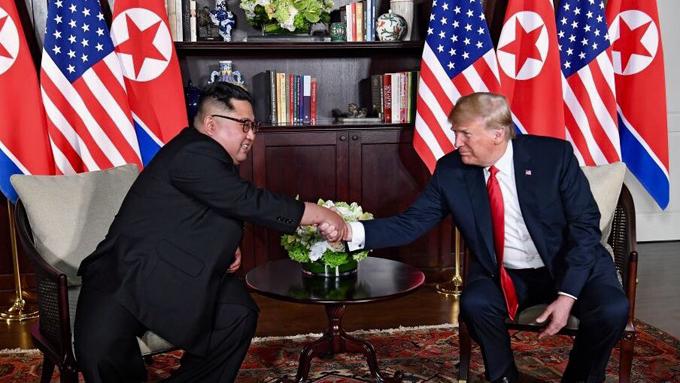 現在の米朝関係は世界に核拡散を招くことになる