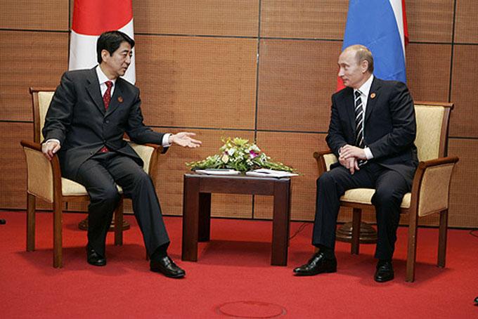 北方領土問題 日露 首脳会談 プーチン 安倍 総理 大統領 北方領土 北方四島