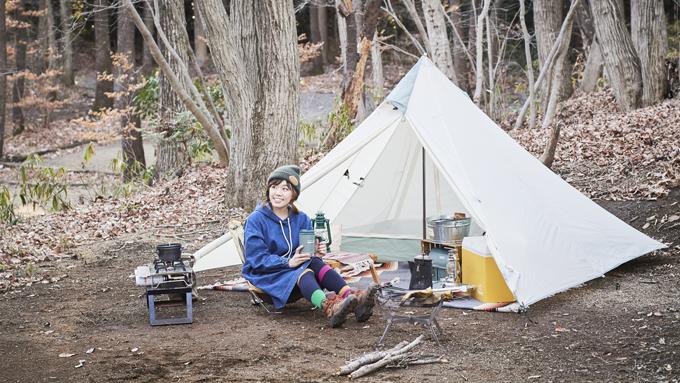 女子1人でキャンプ。危なくないの?