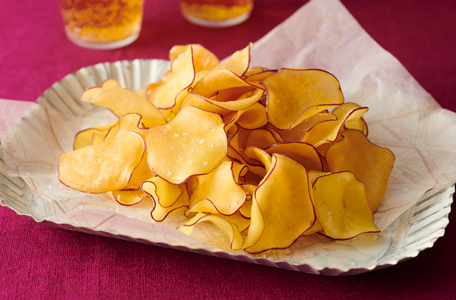 食欲の秋にぴったり!榊原郁恵もオススメの手軽で簡単「さつまいもチップス」