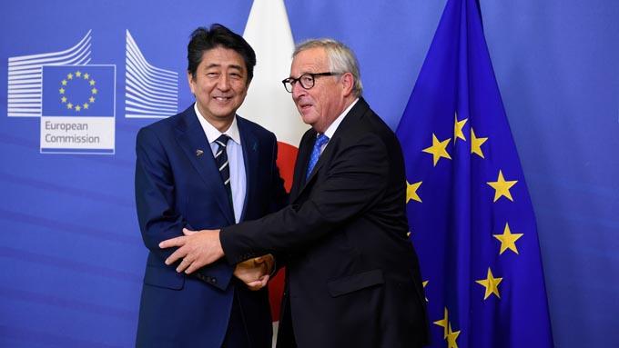 ヨーロッパ歴訪の安倍総理~共通課題は「あやしい一帯一路」と「行き過ぎのアメリカファースト」