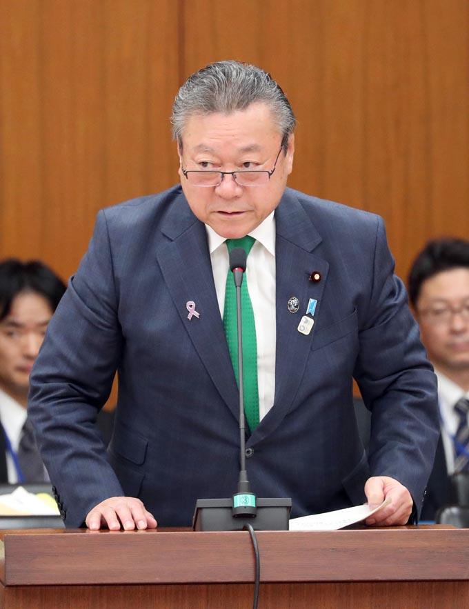大臣 オリンピック