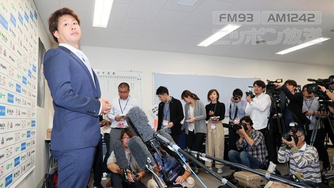 楽天イーグルス・浅村 FA移籍を決断させた石井GMの言葉