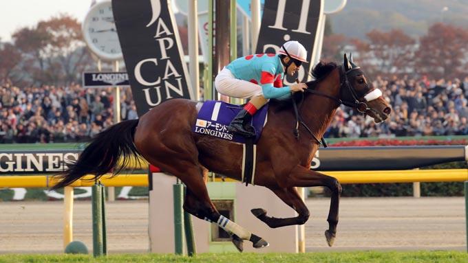 JRA C.ルメール騎手の夢はアーモンドアイで凱旋門賞を勝つこと