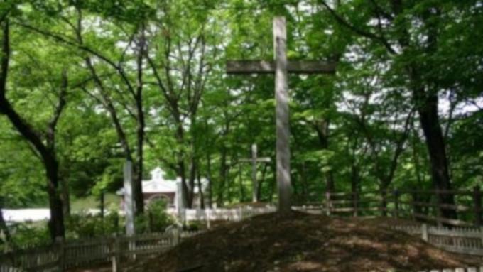 青森県新郷村にキリストのお墓がある?