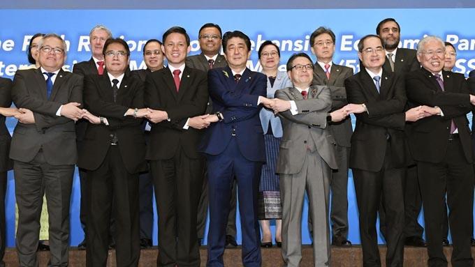日本が東アジア地域包括的経済連携(RCEP)を継続する本当の狙い