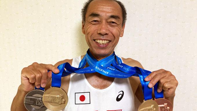 米寿まで走り続けたい!『世界マスターズ陸上』で金メダルに挑む70歳