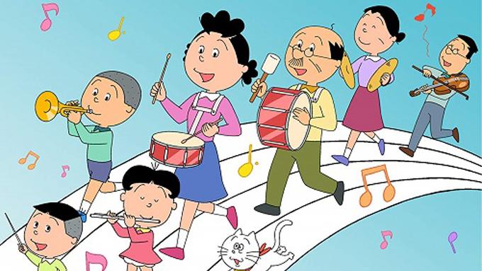 本日11月22日はフグ田サザエの誕生日~こんなにもある! サザエさんの音楽ヒストリー