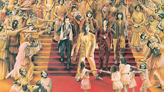 1974年11月23日、ザ・ローリング・ストーンズの傑作『IT'S ONLY ROCK'N ROLL』がビルボード・アルバムチャート1位を獲得