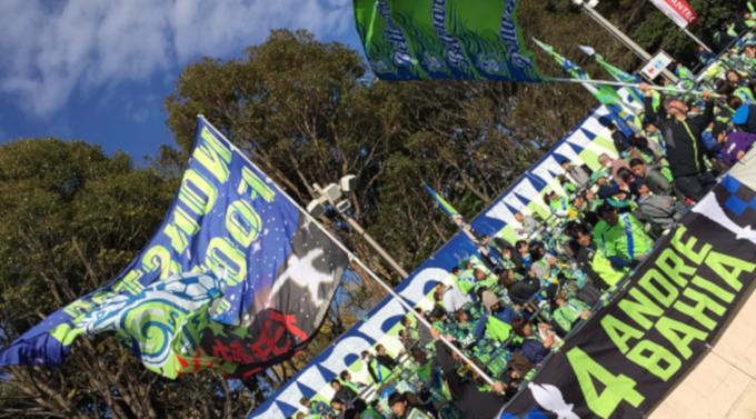 ニッポン放送が中継した「湘南ベルマーレ」戦は4戦4勝?