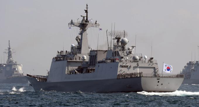韓国海軍の火器管制レーダー照射問題から見える韓国政府事情