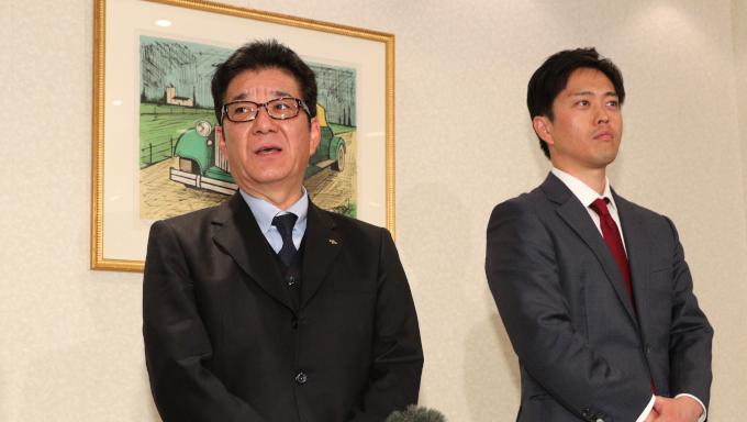 松井大阪府知事辞職か~大阪都構想へ向けての最後の勝負