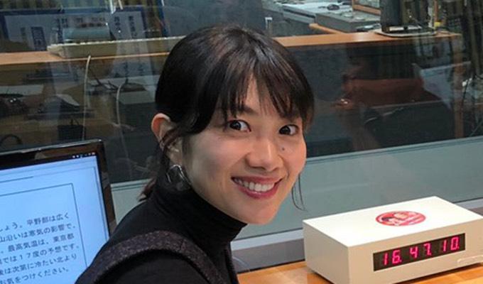 元・バドミントン選手の潮田玲子 『ダブルスのサーブは繊細』