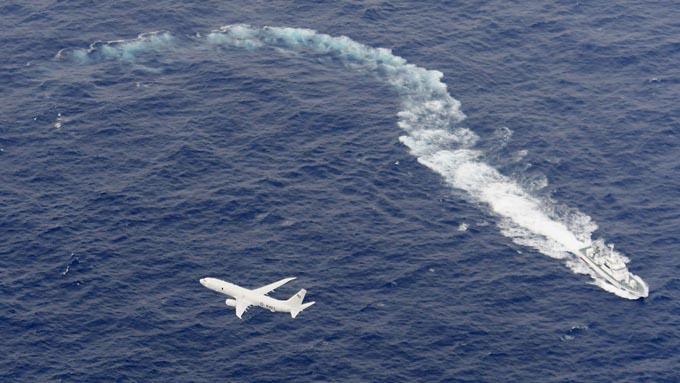 米軍機墜落事故~夜間に空中給油の訓練をした理由